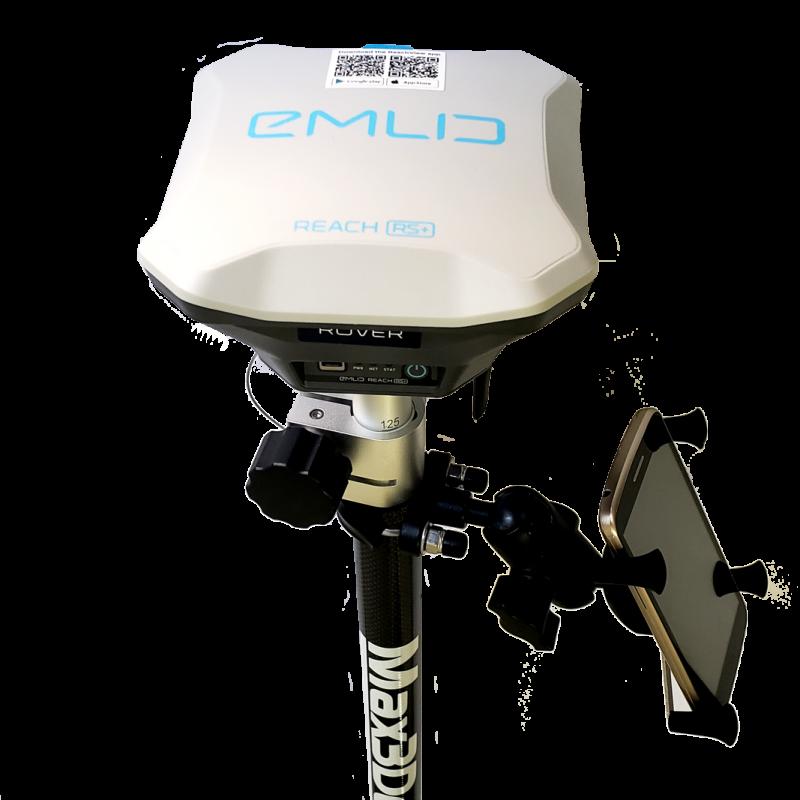 Configuración Optima para EMLID Reach RS+ 1