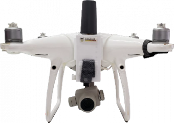 DJI Phantom 4 Pro V2 con Kit Reach M2 mas Antena GNSS y Kit PPK2 Incluye Software PPK y Llave 1