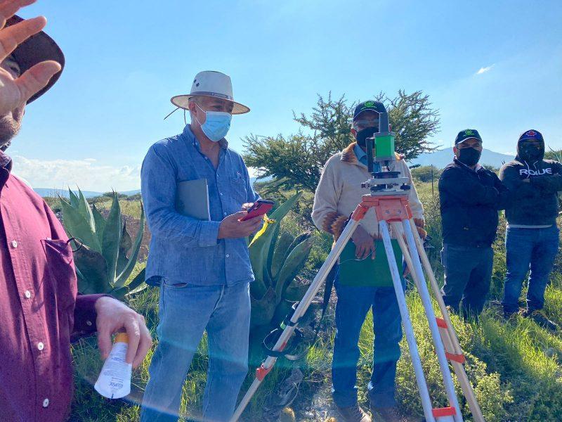 Primer campamento GPS/GNSS 10