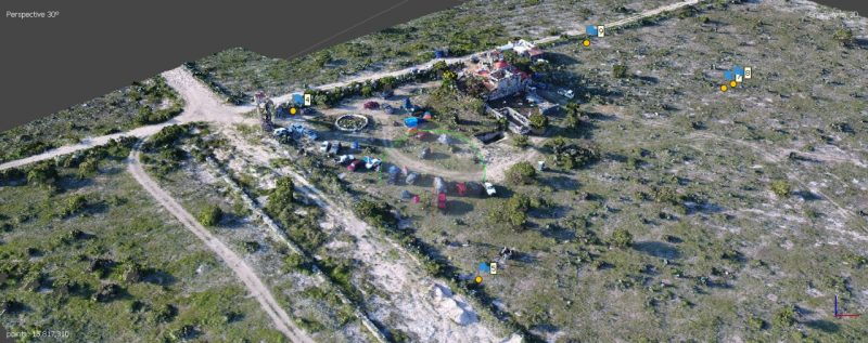 Primer campamento GPS/GNSS 5