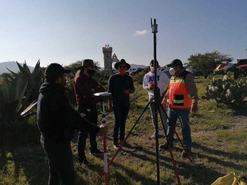 Primer campamento GPS/GNSS 12
