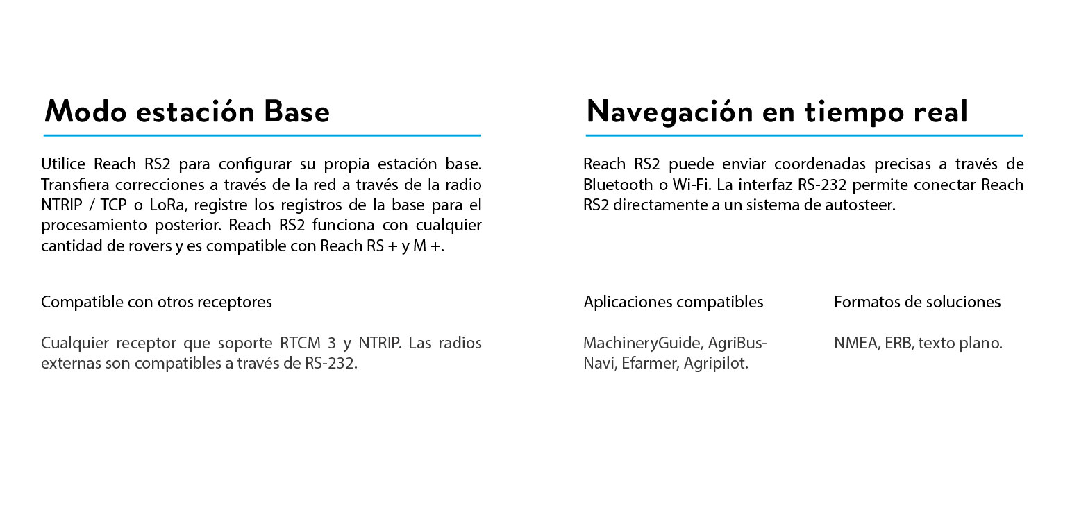 Kit Referenciador 2 Reach RS2 (Pre Configurados) 7